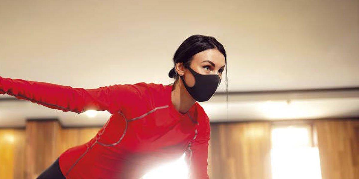 Allenarsi con la mascherina senza diventare vittime… del complotto!